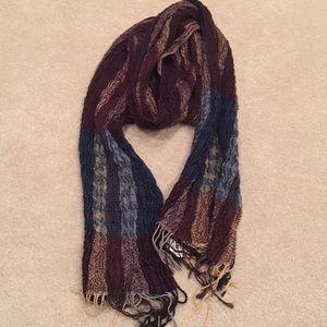 LF knit scarf